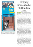 Helping homes to be clutter-free
